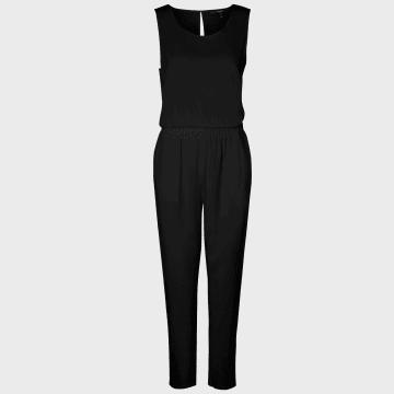 Vero Moda - Combinaison Femme Simply Easy Noir