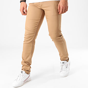 Black Needle - Pantalon Chino BN-1013 Beige