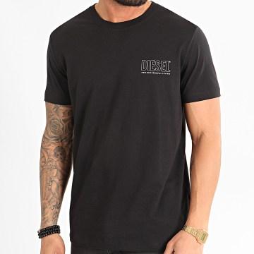 Diesel - Tee Shirt Jake Maglietta 00CG46-0QAZN Noir