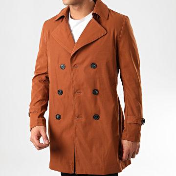 Frilivin - Manteau Trench Coat QQ575 Camel