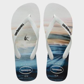 Havaianas - Tongs Hype Blanc