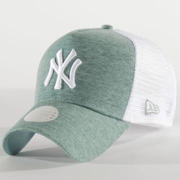Casquette Trucker Femme Essential 12285209 New York Yankees Vert