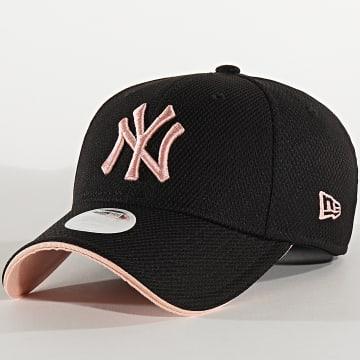 Casquette Femme 9Forty Diamond Era 12285222 New York Yankees Noir