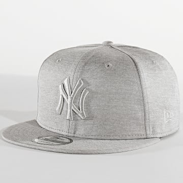 New Era - Casquette Snapback 9Fifty Shadow Tech 12285271 New York Yankees Gris Chiné