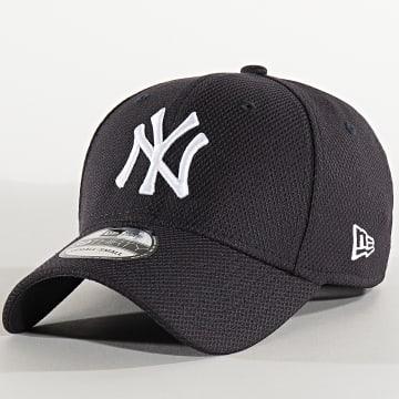 Casquette Fitted 39Thirty Diamond Era 12285524 New York Yankees Bleu Marine