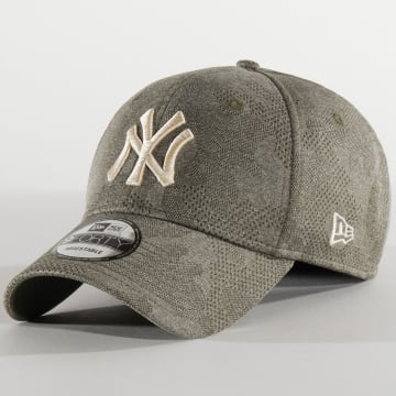New Era - Casquette 9Forty Engineered Plus 12287057 New York Yankees Vert Kaki