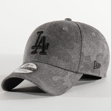 Casquette 9Forty Engineered Plus 12287059 Los Angeles Dodgers Gris Chiné Camo
