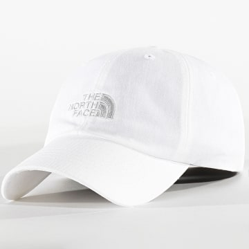 The North Face - Casquette Norm Blanc