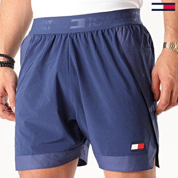Tommy Sport - Short De Sport 0406 Bleu Marine
