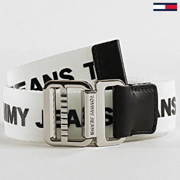 Tommy Jeans - Ceinture Femme Webbing Belt 8068 Blanc