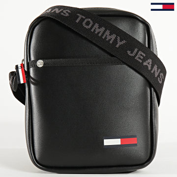 Tommy Jeans - Sacoche Cool City Mini Reporter 6149 Noir