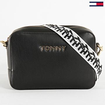 Tommy Hilfiger - Sac A Main Femme Iconic 7950 Noir