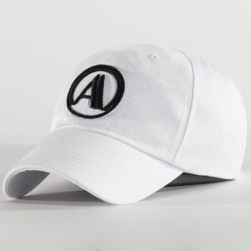 Aarhon - Casquette AC04 Blanc