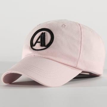 Aarhon - Casquette AC04 Rose