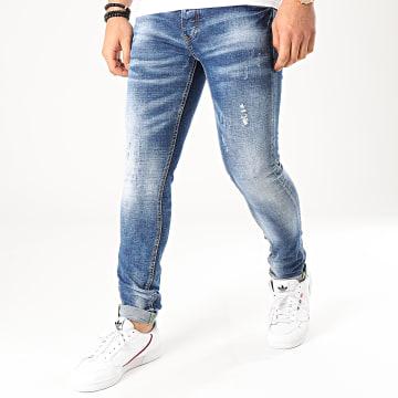 Jean Skinny TH37659 Bleu Denim