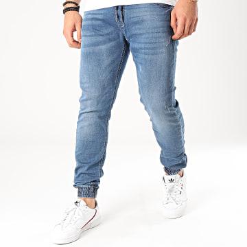 Jogger Pant Jean TH37629 Bleu Denim