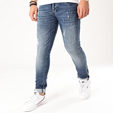 Jean Skinny TH37612 Bleu Denim
