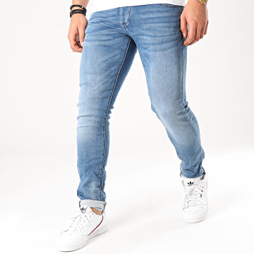 Jean Skinny TH37626 Bleu Denim