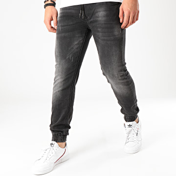 Jogger Pant TH37630 Gris Anthracite