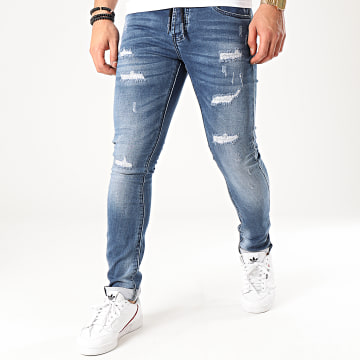 Jean Skinny TH37620 Bleu Denim