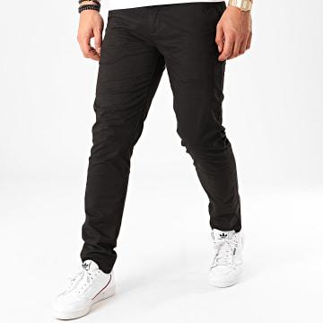KZR - Pantalon Chino KD67088 Noir