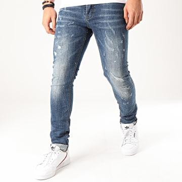 Jean Skinny S-58129 Bleu Denim
