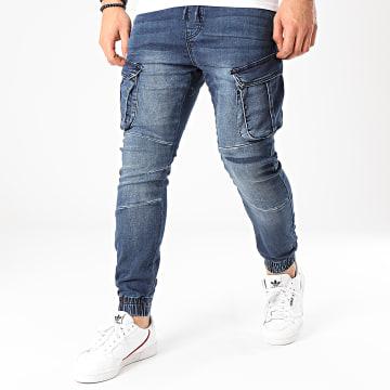 Jogger Pant TH37631 Bleu Denim