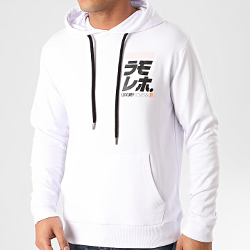 Sweat Capuche Shuto Mini Blanc
