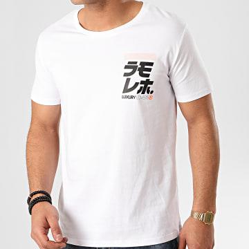 Tee Shirt Shuto 428 Blanc