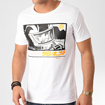 Tee Shirt Driver Blanc