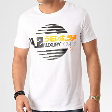 Tee Shirt Shuto Global Blanc