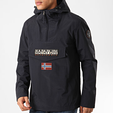 Napapijri - Veste Outdoor Rainforest Summer NP0A4E68 Bleu Marine