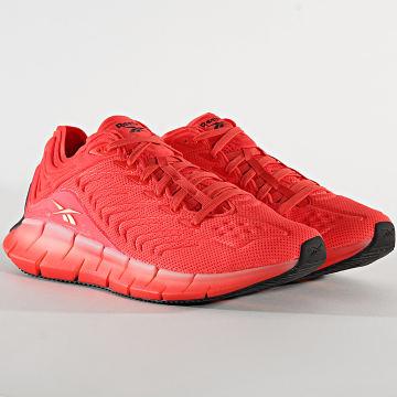 Baskets Zig Kinetica EH1723 Radical Red Sunny Orange Black