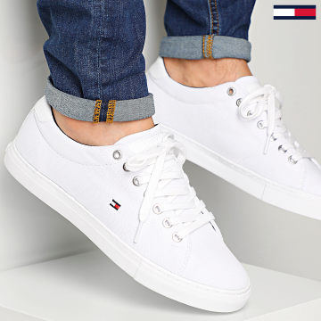 Baskets Seasonal Textile Sneaker 2687 White