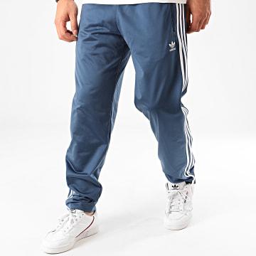 Adidas Originals - Pantalon Jogging A Bandes Firebird FM3813 Bleu