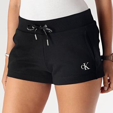 Calvin Klein - Short Jogging Femme 3379 Noir