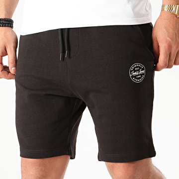Short Jogging Shark Sweat Noir