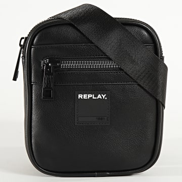 Replay - Sacoche FM3440-A0015 Noir