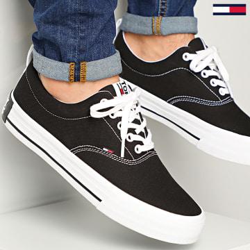 Baskets Classic Low Tommy Jeans Sneaker 0405 Black