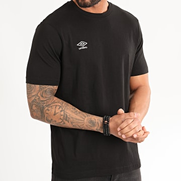 Umbro - Tee Shirt Sport Basics 618290 Noir