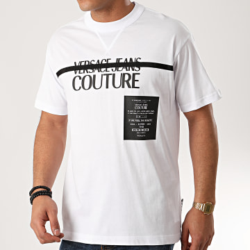 Versace Jeans Couture - Tee Shirt B3GVB7TF-30319 Blanc