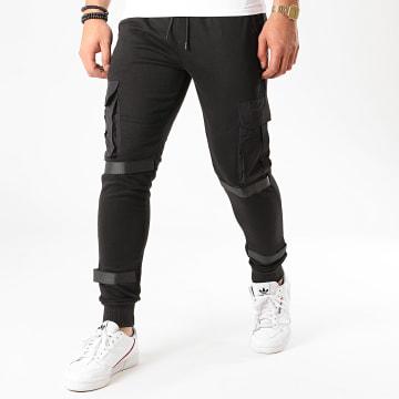Pantalon Jogging TX-523 Noir