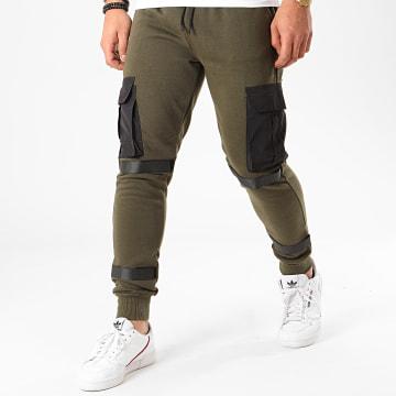 Pantalon Jogging TX-523 Vert Kaki