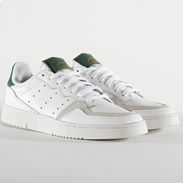 Baskets Supercourt EF5884 Footwear White Classic Green