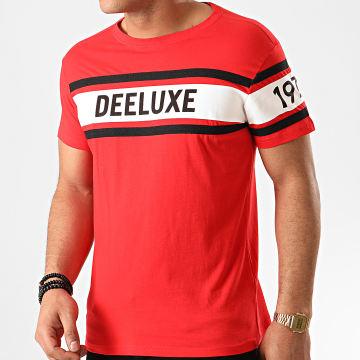 Deeluxe - Tee Shirt Apollon Rouge