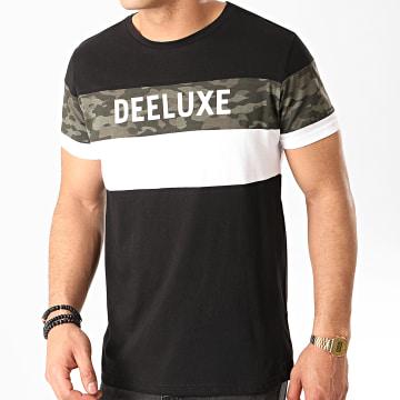 Deeluxe - Tee Shirt Camouflage Wickson Noir