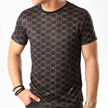 Frilivin - Tee Shirt 71758 Noir
