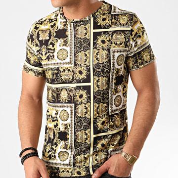 Tee Shirt Renaissance 71759 Noir