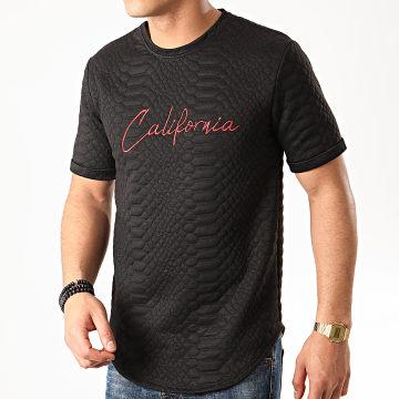 Tee Shirt Oversize 13813X Noir