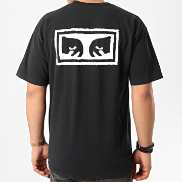 Obey - Tee Shirt Eyes 3 Noir